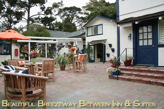 Closest Inn To The Famous Pet Friendly Carmel Beach. Pets To Be On Lead And  Never Left Unattended In Room.
