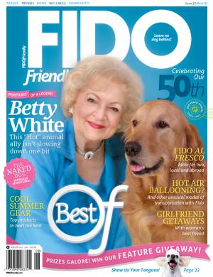 Fido Friendly Issue 50