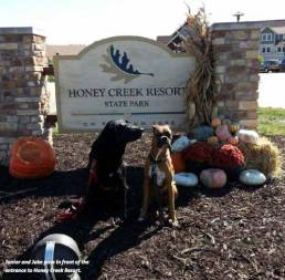 Honey Creek Resort State Park