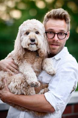 Finding Fido TV Host Seth Casteel