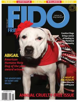 Fido Friendly Issue 74