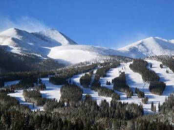 Breckenridge is among Colorado's most beautiful destinations